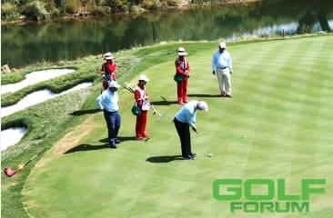 高尔夫常用规则