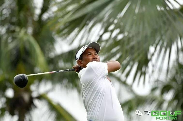 52岁威拉沧重返台湾名人赛争胜吕伟智瞄准赛事第4冠