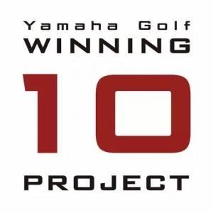 YamahaGolfWINNING10PROJECT