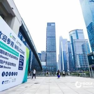BOLUX惊艳亮相深圳国际高尔夫展览会
