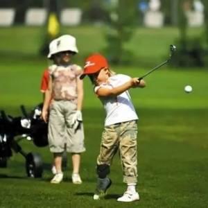 小孩子打高尔夫球要注意什么?